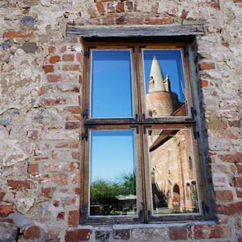 Die Burg Klempenow…